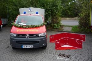 """05. und 06. September 2015 - 80-jähriges Bestehen """"Freiwillige Feuerwehr Hettenhausen"""""""