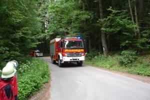 """14. Juni 2014 - Übung """"Jugend- und Kinderfeuerwehr"""""""