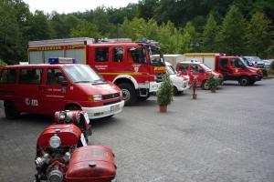 19. und 20. August 2017 - Feuerwehrfest und Übergabe Anbau