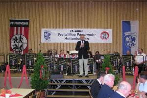 """28. bis 30. August 2010 - 75-jähriges Bestehen """"Freiwillige Feuerwehr Hettenhausen"""""""