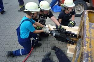 31. August bis 01. September 2019 - Berufsfeuerwehrtag (Tag und Nacht bei der Feuerwehr)