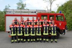 75_Jahre_FF_Hettenhausen_004_Jubilaeumsjahr_2010_Einsatzabteilung_II-Gruppe